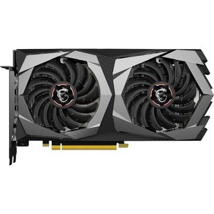 MSI GeForce GTX 1650SUPER 1485MHz PCI-E 3.0 4096MB 12000MHz 128bit DisplayPort HDMI HDCP GAMING (GTX 1650 SUPER GAMING) RTL